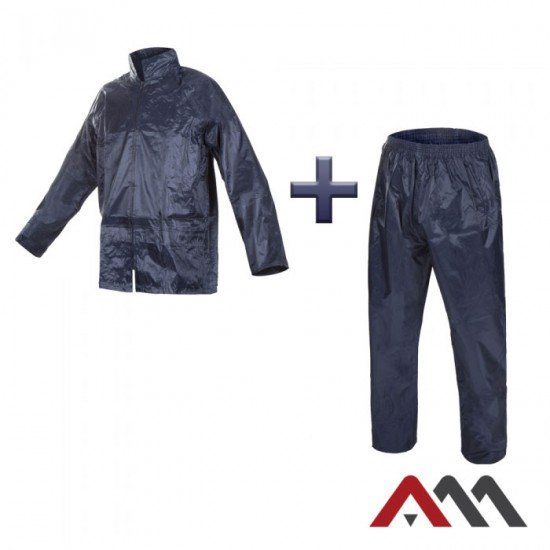Dežni komplet jakna in hlače