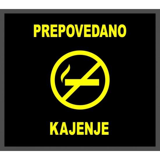 Predpražnik prepovedano kajenje