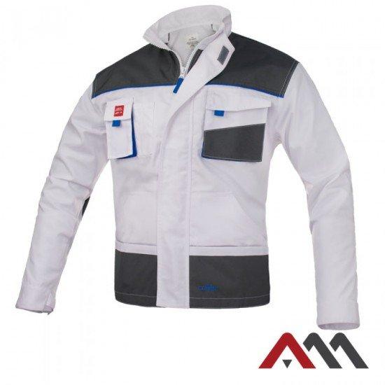 Bela delovna jakna Classic