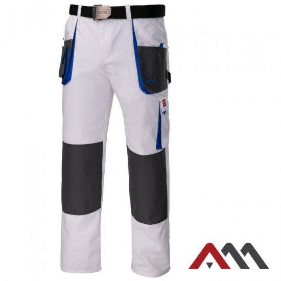 Bele delovne hlače Classic