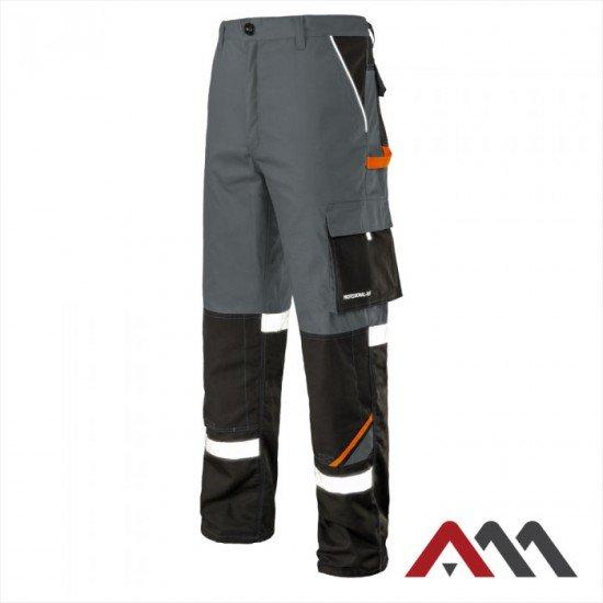 Delovne hlače Professional Ref sive