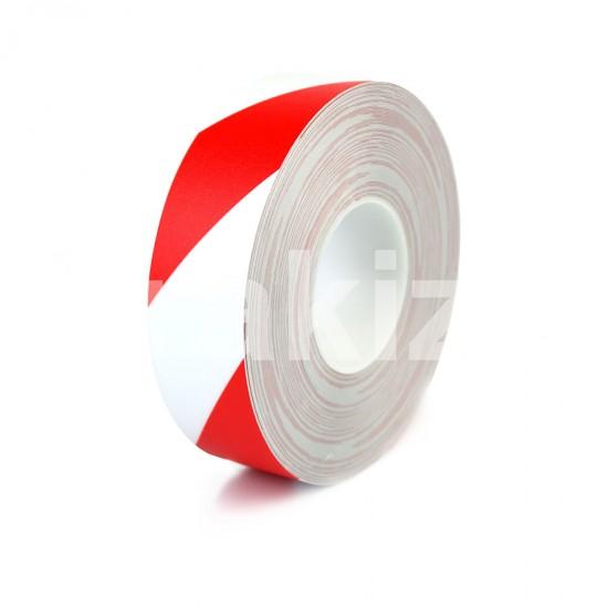Označevalni trakovi PermaSafety Line - rdeče beli
